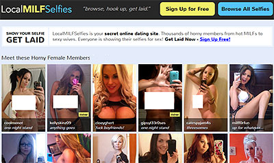 Find local milfs