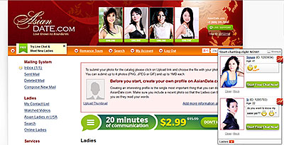 legit asian dating site Asiacharm (asiacharmcom) is the top-rated asian online dating site that gives men access to asian dating market and helps them to meet beautiful asian women here you will find girls from china, the philippines, thailand, etc.
