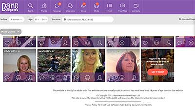 BangExperts.com homepage