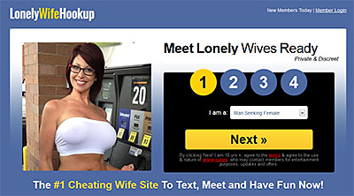 Lonelywife Hook Up