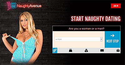 NaughtyAvenue.com_homepage