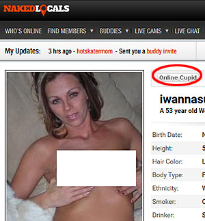 When to take online hookup profile down