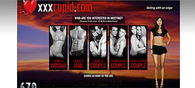 XxxCupid.com home page