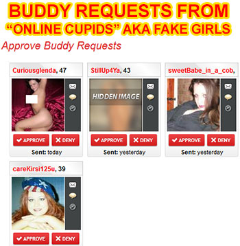 buddy requests