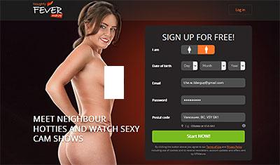 NFMature.com Homepage