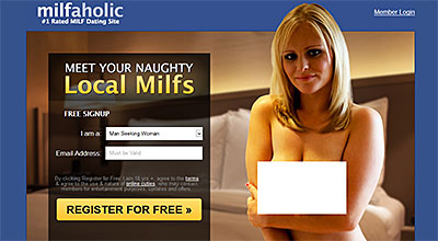 Milfaholic search