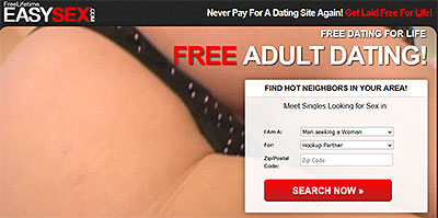 Freelifetimeeasysex.com home page
