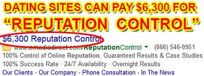 Reputation-control