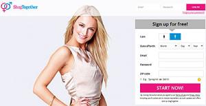 ShagTogether.com home page