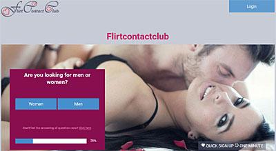 Flirt Contact Club